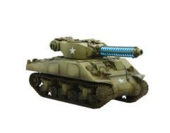 US M4A9 Sherman-T