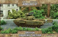 British Churchill Meteor