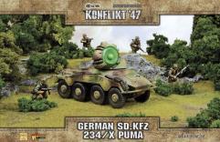 SD.KFZ 234/X Puma