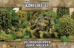 Mudskipper Jump Walker