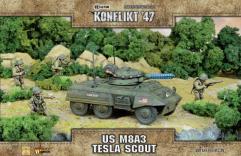 US M8A3 Tesla Scout