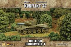 British Cromwell w/Tesla Cannon