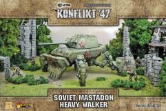 Soviet Mastadon Heavy Walker