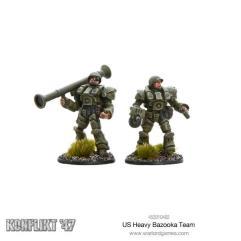 US Heavy Bazooka Team