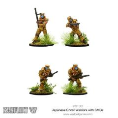 Japanese Ghost Warriors w/SMG's