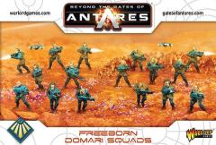 Freeborn Domari Squads