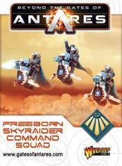 Skyraider Command Squad