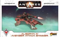 AI Avenger Attack Skimmer