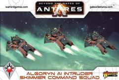 AI Intruder Skimmer Command Squad