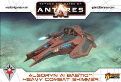 AI Bastion Heavy Combat Skimmer