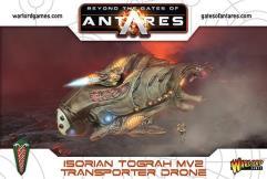 Isorian Tograh MV2 Transporter Drone