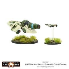 C3 Support Drone w/Fractual Cannon