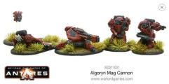 Algoryn Mag Cannon Team