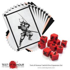 Test of Honour - Dice and Cards