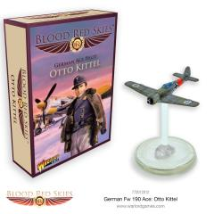 FW 190 Ace Pilot - Otto Kittel