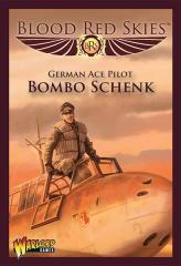 BF 110 Ace Pilot - 'Bombo' Schenk