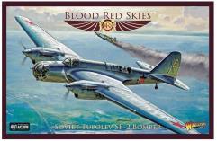 Soviet Tupolev SB-2 Bomber