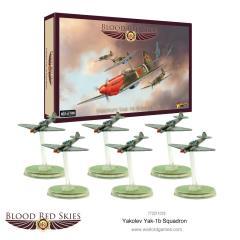 Yakolev Yak-1b Squadron