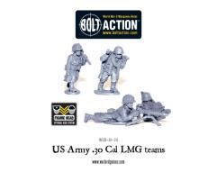 US Army .30 Cal. LMG Teams