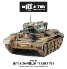 British Cromwell Mk IV Cruiser Tank