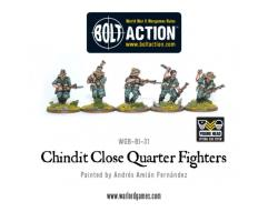 Chindit Close Quarter Fighters