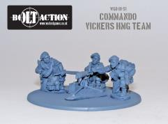 Commando Vickers MMG Team