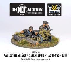 Fallschirmjager 28 SPZB 41 Anti-Tank Gun