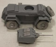 Humber Armored Car Mk IV #1