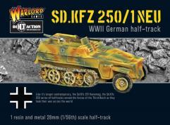 SD.KFZ 250/1 NEU - Half-Track