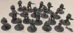 C3 Strike Troop Collection #1