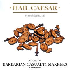 Barbarian Casualty Markers