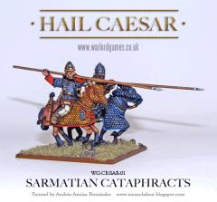 Sarmatian Cataphracts Support