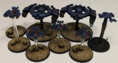 C3 Plasma Light Support Drone Collection #2