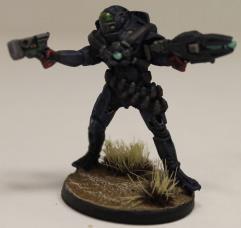 Strike Leader Kai Lek #1