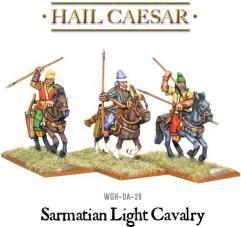 Sarmatian Light Cavalry