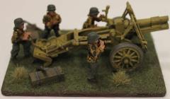 Heer sIG33 150mm Howitzer #1
