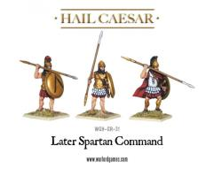 Later Spartan Command