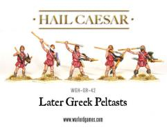 Later Greek Peltasts