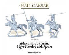 Light Cavalry w/Spears