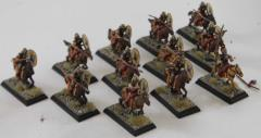 Early Imperial Roman Auxiliary Cavalry w/Spears Collection #1