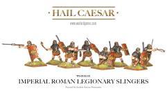 Imperial Roman Legionary Slingers