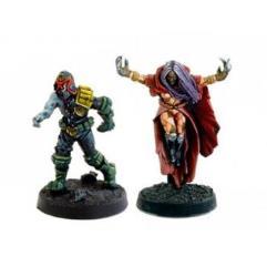 Zombie Mistress & Zombie Judge