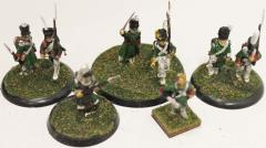 Russian Napoleonic Infantry Collection #1