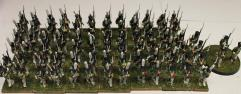 Russian Napoleonic Infantry Collection #2