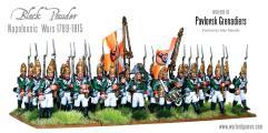 Russian Pavlovsk Grenadiers Regiment