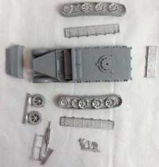 Sd. Kfz 7/1 Quad Flak #1
