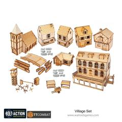 Rural Village Set