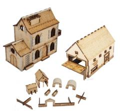 Rustic Farm Set