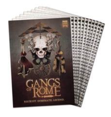 Gangs of Rome - Core Rule Book