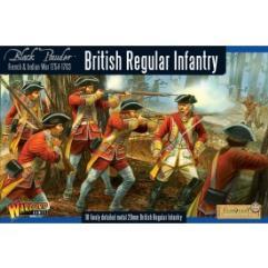 British Regular Infantry